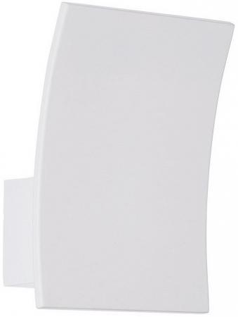 Настенный светодиодный светильник Ideal Lux Fix AP1 Bianco ideal lux настенный спот ideal lux zenith ap1 bianco