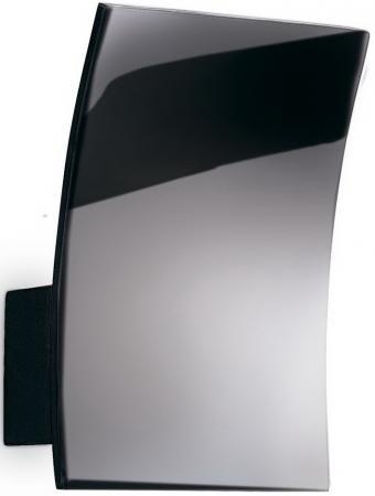 Настенный светодиодный светильник Ideal Lux Fix AP1 Cromo настенный светильник ideal lux strale ap1 cromo 013206