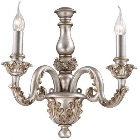 Бра Ideal Lux Giglio AP2 Argento