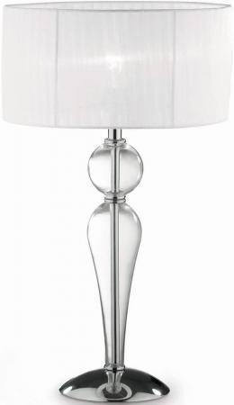 Настольная лампа Ideal Lux Duchessa TL1 BIG ideal lux настольная лампа ideal lux elvis tl1 arancione