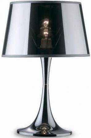 все цены на Настольная лампа Ideal Lux London Cromo TL1 Big