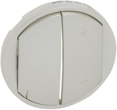 Лицевая панель Legrand Celiane для диммера ZigBee кат.67239/67227 титан 68593
