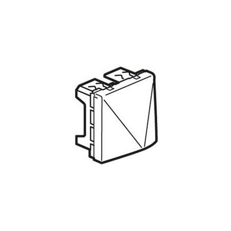 Вывод кабеля Legrand Mosaic 77550