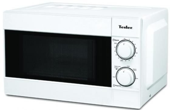 Микроволновая печь TESLER MM-1714 700 Вт белый свч tesler mm 2035 700 вт белый