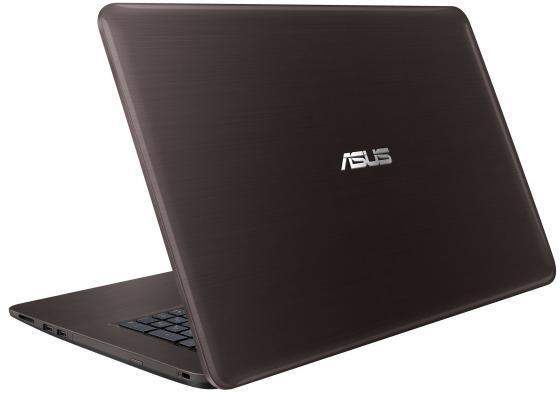 """Ноутбук ASUS X756UQ-T4216T 17.3"""" 1920x1080 Intel Core i3-6100U 1 Tb 6Gb nVidia GeForce GT 940MX 2048 Мб черный Windows 10 Home 90NB0C31-M02350"""