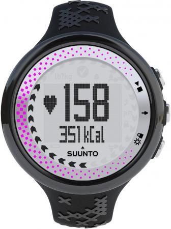 Смарт-часы Suunto M5 серебристо-черный SS020233000 suunto m 9