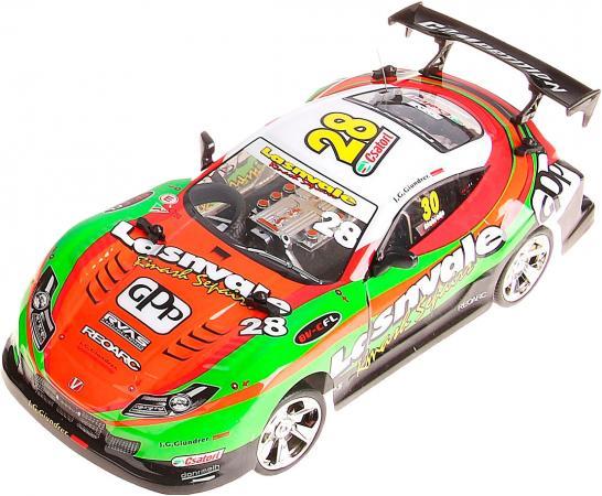 Машинка на радиоуправлении Shantou Gepai 6927280616551 зелёный от 3 лет пластик машинка на радиоуправлении shantou gepai sumptuous оранжевый от 3 лет пластик