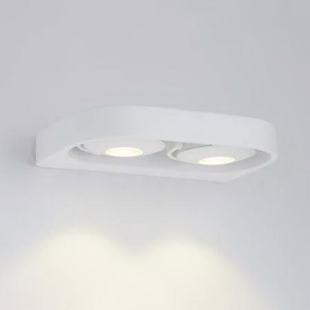 Настенный светильник Donolux DL18696/12WW-White светильник donolux sa1541 sa1543 alu