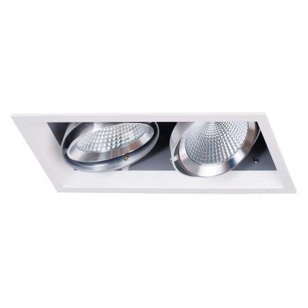 Встраиваемый светильник Donolux DL18485/02WW-SQ светильник sa1610 61 donolux