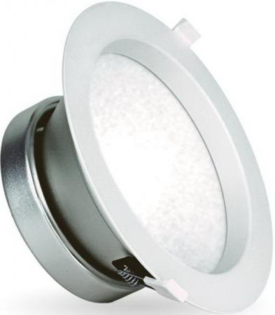 Встраиваемый светодиодный светильник Kreonix DL-R232-31W/NW-White 4071 цена