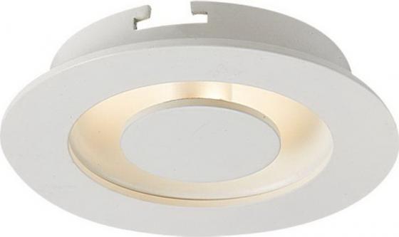 Встраиваемый светодиодный светильник Lucia Tucci Gobo 213.1-7W-WT