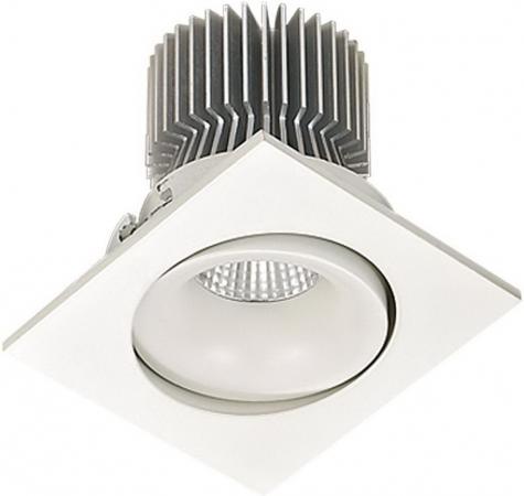 Встраиваемый светодиодный светильник Lucia Tucci Logic 738.1-12W-WT цена