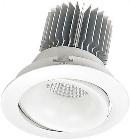 Встраиваемый светодиодный светильник Lucia Tucci Rio 757.1-12W-WT цена