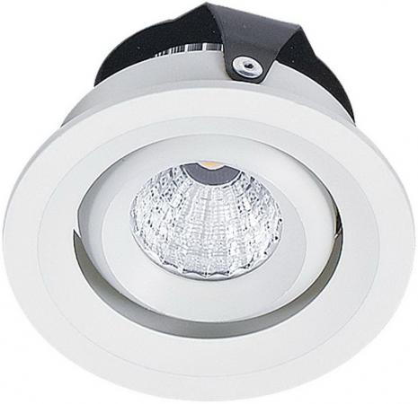 Встраиваемый светодиодный светильник Lucia Tucci Trulle 565.1-7W-WT