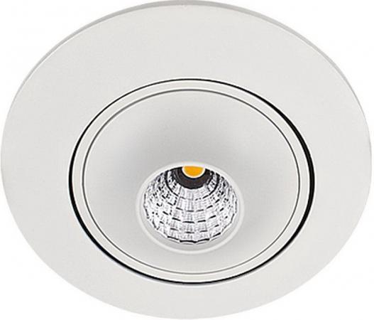 Встраиваемый светодиодный светильник Lucia Tucci Vario 656.1-7W-WT