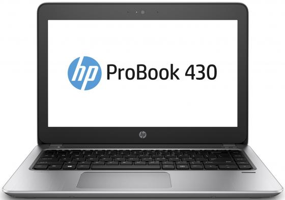 Ультрабук HP Probook 430 G4 13.3 1366x768 Intel Core i3-7100U 1 Tb 4Gb Intel HD Graphics 620 серебристый Windows 10 Professional Y7Z50EA ноутбук hp probook 430 g4 core i3 7100u 4gb ssd128gb intel hd graphics 620 13 3 hd 1920x1080 windows 10 professional 64 silver wifi bt cam