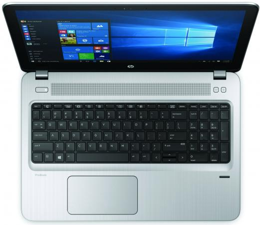 "Ноутбук HP ProBook 455 G4 15.6"" 1920x1080 AMD A9-9410 500 Gb 4Gb Wi-Fi Intel HD Graphics 620 серебристый Windows 10 Professional Y8B09EA"