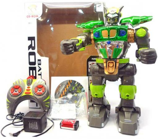 Боевой робот Shantou Gepai Боец 32 см на радиоуправлении 9838-1A
