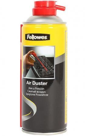 Баллон с сжатым воздухом Fellowes FS-99749(01) 350 мл пневматический очиститель fellowes fs 99749