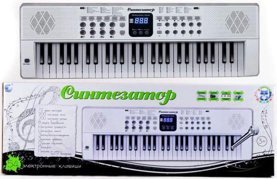 Синтезатор Shantou Gepai 54 клавиши HS5416B
