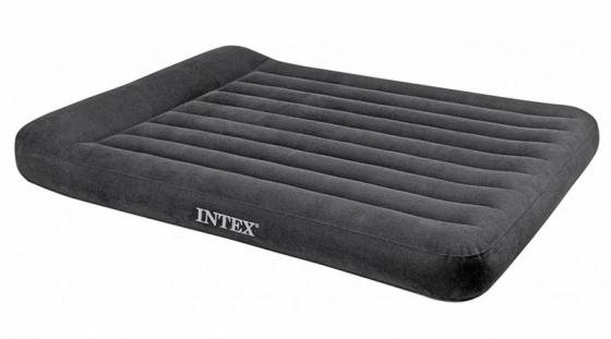 Надувной матрас Intex Pillow rest classic bed 66769 без встроенного насоса intex матрас intex classic downy bed