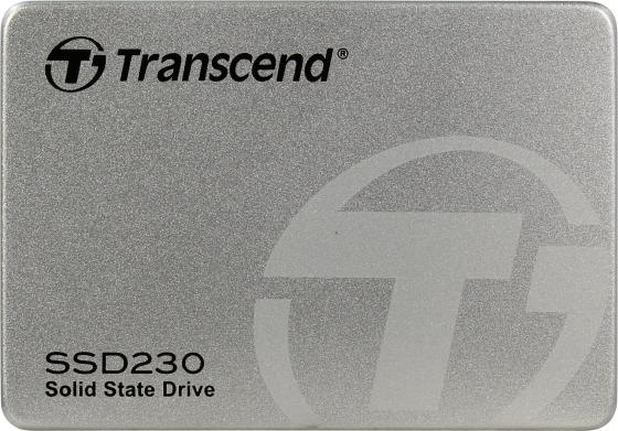 Твердотельный накопитель SSD 2.5 128GB Transcend SSD230 Read 560Mb/s Write 300mb/s SATAIII TS128GSSD230S твердотельный накопитель ssd m 2 64gb transcend mts600 read 560mb s write 310mb s sataiii ts64gmts600