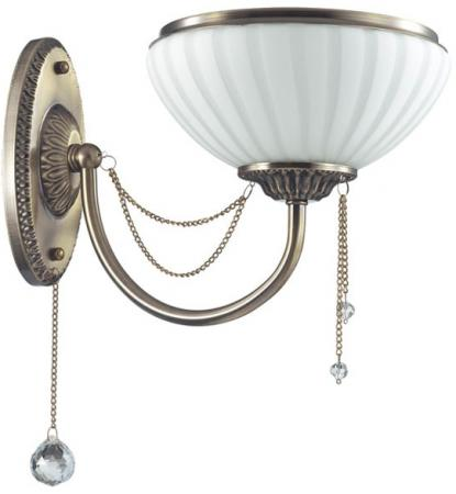 Бра Odeon Light Lorra 3227/1W бра lorra 3227 1w odeon light 1202751