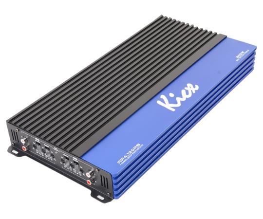 Усилитель звука Kicx AP 4.120AB 4-канальный усилитель звука kicx sp 4 80ab 4 канальный 4x80 вт