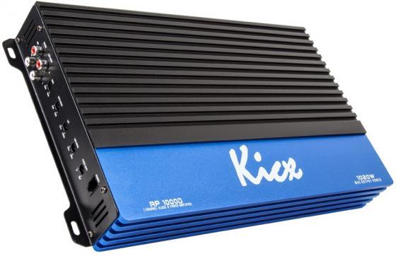 Усилитель звука Kicx AP 1000D 1-канальный усилитель звука kicx ap 2 80ab 2 канальный 2x80 вт