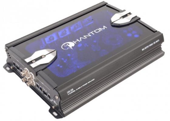 Усилитель звука Phantom LX 4.120 4-канальный усилитель звука phantom lx 1 600 1 канальный