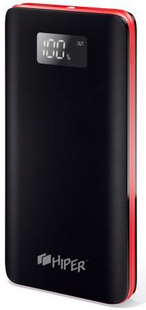 Портативное зарядное устройство HIPER BS10000 10000мАч черный портативное зарядное устройство ritmix rpb 10001l 10000мач белый