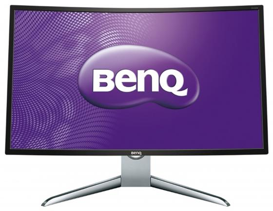 Монитор 32 BENQ EX3200R черный серебристый VA 1920x1080 300 cd/m^2 4 ms HDMI DisplayPort Mini DisplayPort Аудио 9H.LFCLA.TSE original bare uhp 300 watts projector lamp 5j j4n05 001 for benq mx763 mx764 ep5742a mx717 projectors