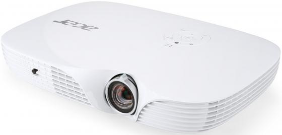Проектор Acer K650I 1920х1080 1400 люмен 100000:1 белый matsushita panasonic pt wx4200 проектор офис проектор разрешение xga 4100 люмен hdmi