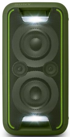 Минисистема Sony GTK-XB5 зеленый аудио минисистема sony gtk xb7 черный gtkxb7b ru1