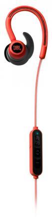 Наушники JBL Reflect Contour беспроводные красный jbl gt5 1204bp