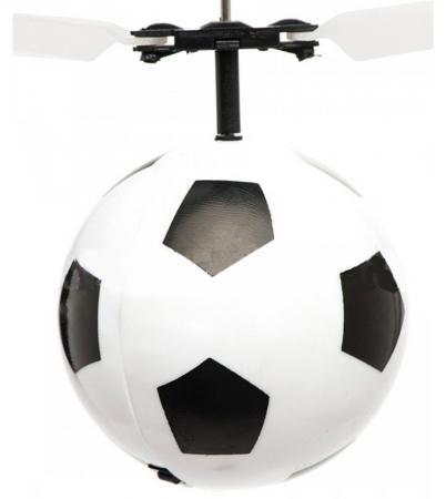Флаер на ИК управлении От Винта Футбольный мяч белый от 7 лет пластик Fly-0241 флаер на ик управлении от винта футбольный мяч белый от 7 лет пластик fly 0241