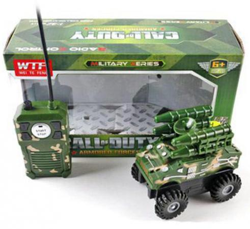 Ракетная установка Shantou Gepai Call Of Duty зелёный от 6 лет пластик 916-A 20916 call of duty black ops