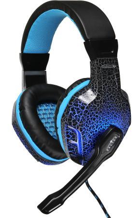 Наушники Oklick HS-L400G черно-синий цены онлайн