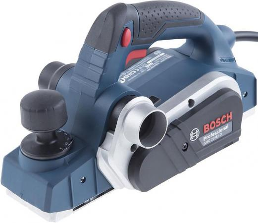Рубанок Bosch GHO 26-82 710Вт 82мм 06015A4301 рубанок bosch gho 26 82 d 06015a4301