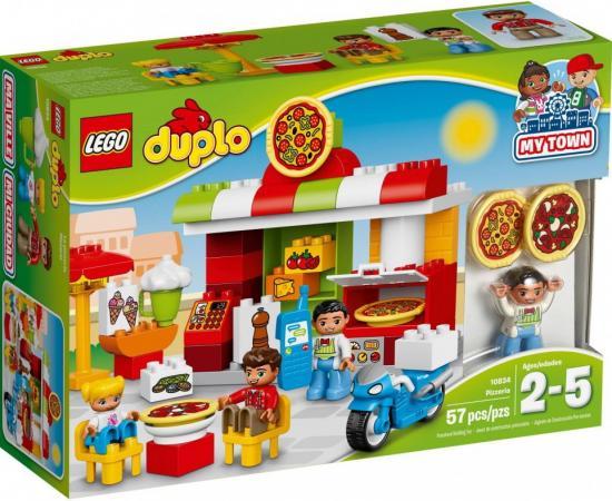 Конструктор LEGO Пиццерия 57 элементов 10834