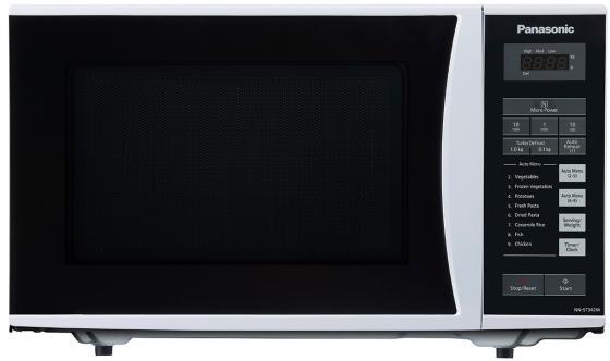 Микроволновая печь Panasonic NN-GT352WZTE 800 Вт белый микроволновая печь bbk 23mws 927m w 900 вт белый