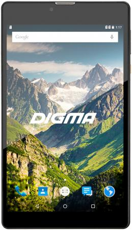 Планшет Digma Optima Prime 2 3G 7 8Gb черный Wi-Fi 3G Bluetooth Android TS7001PG/TS7067PG планшет digma plane 9507m 3g black ps9079mg mt8321 1 2 ghz 1024mb 8gb 3g wi fi bluetooth cam 9 6 1280x800 android 390148