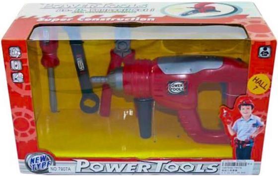 Набор инструментов Shantou Gepai 7907A игрушечные инструменты shantou gepai набор инструментов маленький мастер