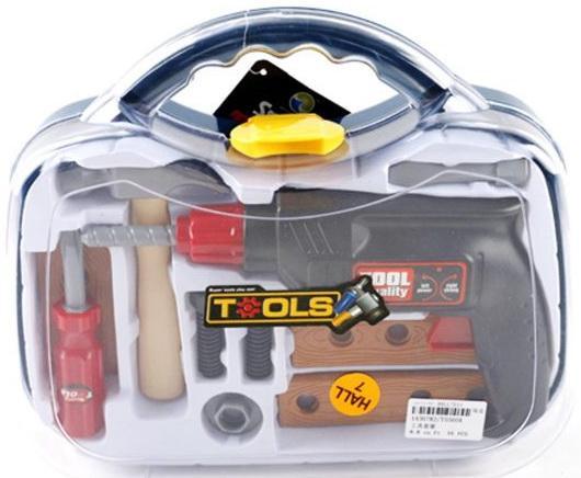 цена на Набор инструментов Shantou Gepai в чемоданчике 633157