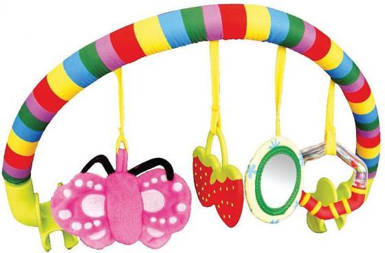 Развивающая игрушка Жирафики дуга с подвесками Лето 939305 стоимость