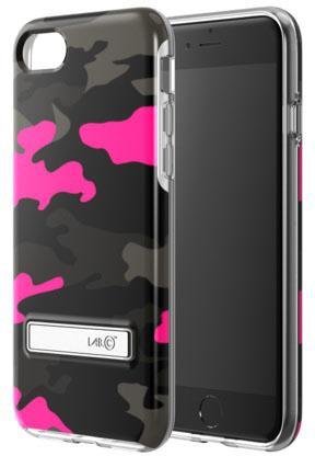 Чехол LAB.C LABC-174-PK для iPhone 7 розовый