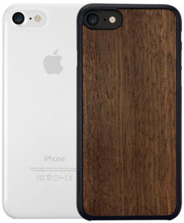Набор чехлов Ozaki OC721EC для iPhone 7 прозрачный коричневый чехол накладка для iphone 6 ozaki o coat 0 3 jelly oc555tr пластик прозрачный