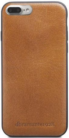 Чехол dbramante1928 Billund для iPhone 7 Plus. натуральная кожа коричневый BiP7DT000683