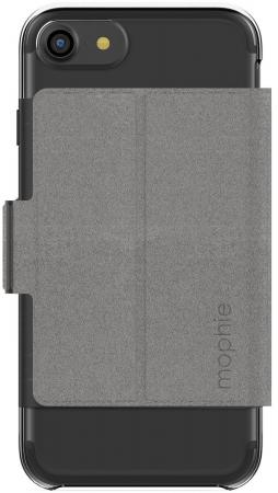 Накладка Mophie Hold Force Folio для iPhone 7 серый 3714 indesit tt 85 t lz