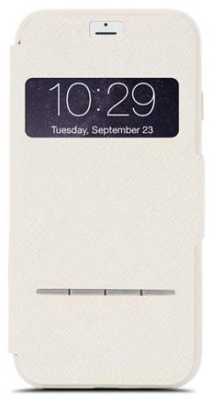 Чехол Moshi SenseCover для iPhone 7 бежевый 99М0072103 чехол для iphone moshi sensecover steel black 99mo072004